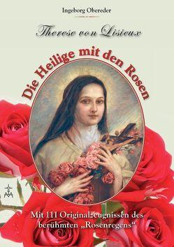 Die Heilige mit den Rosen von Obereder,  Ingeborg