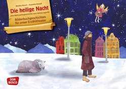 Die heilige Nacht. Eine Weihnachtsgeschichte nach Selma Lagerlöf. Kamishibai Bildkartenset. von Bosch,  Monika, Brandt,  Susanne