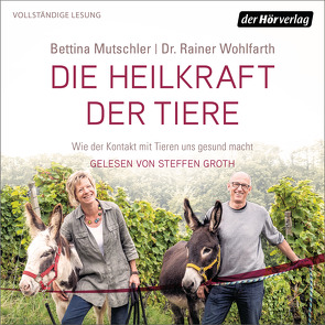 Die Heilkraft der Tiere von Groth,  Steffen, Mutschler,  Bettina, Wohlfarth,  Rainer