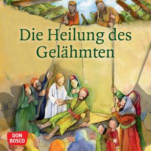 Die Heilung des Gelähmten von Groß,  Martina, Lefin,  Petra