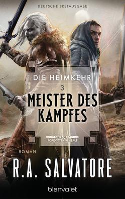 Die Heimkehr 3 – Meister des Kampfes von Brodersen,  Imke, Salvatore,  R.A.
