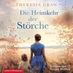 Die Heimkehr der Störche (Die Gutsherrin-Saga 2) von Graw,  Theresia, Wolfien,  Verena
