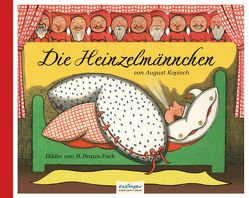 Die Heinzelmännchen von Braun-Fock,  Beatrice, Kopisch,  August