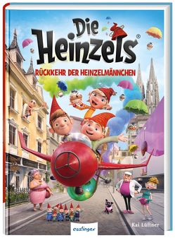Die Heinzels: Rückkehr der Heinzelmännchen von Lüftner,  Kai