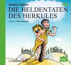 Die Heldentaten des Herkules von Asbeck,  Barbara, Gebhard,  Wilfried, Inkiow,  Dimiter, Kaempfe,  Peter