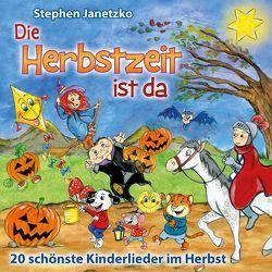 Die Herbstzeit ist da von Janetzko,  Stephen