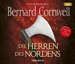 Die Herren des Nordens (MP3-CD) von Andresen,  Gerd, Cornwell,  Bernard