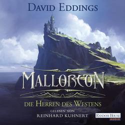 Die Herren des Westens von Eddings,  David, Kuhnert,  Reinhard, Straßl,  Lore