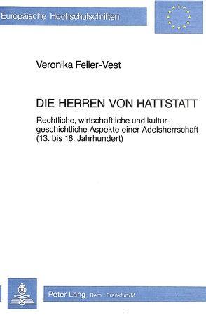 Die Herren von Hattstatt von Feller-Vest, Veronika