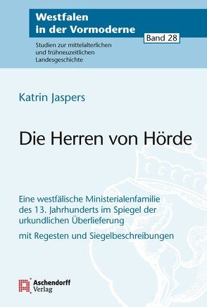 Die Herren von Hörde von Jaspers,  Katrin