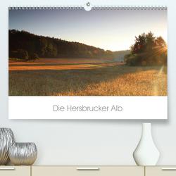 Die Hersbrucker Alb (Premium, hochwertiger DIN A2 Wandkalender 2021, Kunstdruck in Hochglanz) von Tauber,  Sebastian