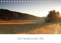 Die Hersbrucker Alb (Tischkalender 2021 DIN A5 quer) von Tauber,  Sebastian