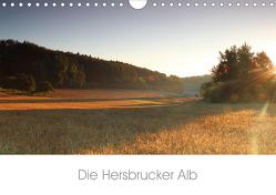 Die Hersbrucker Alb (Wandkalender 2021 DIN A4 quer) von Tauber,  Sebastian