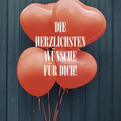 Die herzlichsten Wünsche für dich! von Korsch Verlag