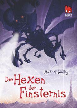 Die Hexen der Finsternis von Molloy,  Michael, von der Weppen,  Annette