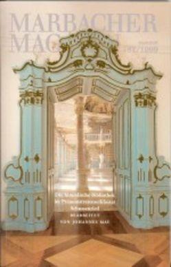 Die himmlische Bibliothek im Prämonstratenserkloster Schussenried als literarisches Denkmal von May,  Johannes