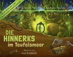 DIE HINNERKS im Teufelsmoor von Thiel,  Barbara, Warncke,  Christa