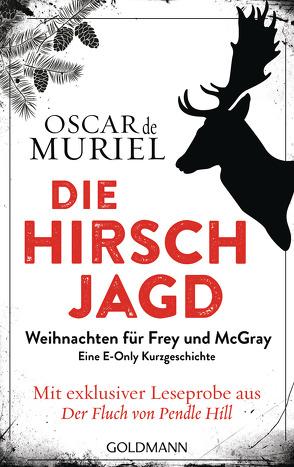 Die Hirschjagd von Muriel,  Oscar de