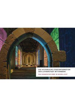 Die Historische Stadtinformation der Lutherstadt Wittenberg von Meller,  Harald