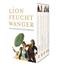 Die historischen Romane von Feuchtwanger,  Lion