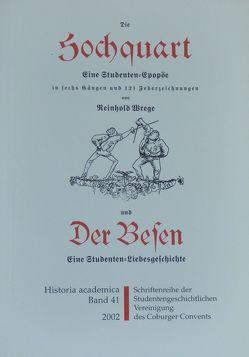 'Die Hochquart' und 'Der Besen' – Geschichten vom Studiosus Fass von Becker,  Ulrich, Frische,  Detlef, Wrege,  Reinhold