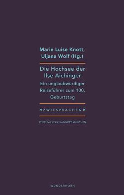 Die Hochsee der Ilse Aichinger von Knott,  Marie Luise, Wolf,  Uljana