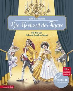 Die Hochzeit des Figaro von Eisenburger,  Doris