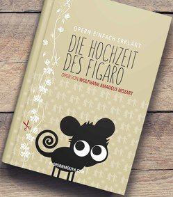 Die Hochzeit des Figaro – Oper von Wolfgang Amadeus Mozart von Sprenger,  Petra