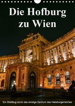 Die Hofburg zu WienAT-Version (Wandkalender 2019 DIN A4 hoch) von Bartek,  Alexander