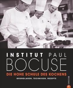 Die hohe Schule des Kochens von Paul Bocuse,  Institut