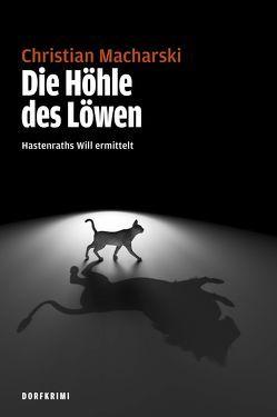 Die Höhle des Löwen von Christian Macharski,  Christian