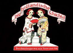 Die hollandische Schachtel von Feuchtenberger,  Anke
