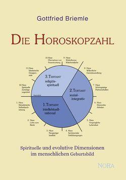 Die Horoskopzahl von Briemle,  Gottfried