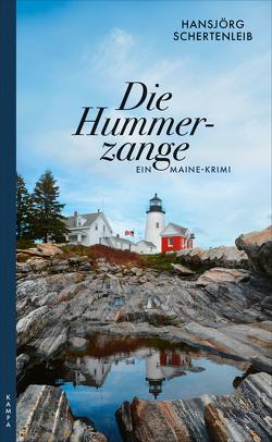 Die Hummerzange von Schertenleib,  Hansjörg