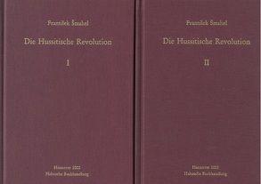 Die Hussitische Revolution von Krzenck,  Thomas, Patschovsky,  Alexander, Šmahel,  František