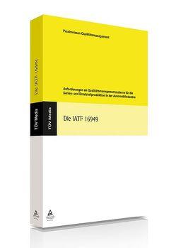 Die IATF 16949 von Dr. Strompen,  Peter