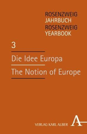 Die Idee Europa /The Nation of Europe