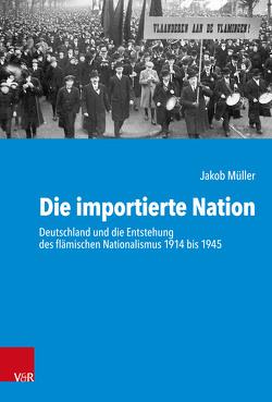 Die importierte Nation von Müller,  Jakob