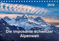 Die imposante schweizer Alpenwelt (Tischkalender 2019 DIN A5 quer) von ap-photo