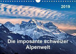 Die imposante schweizer Alpenwelt (Wandkalender 2019 DIN A4 quer) von ap-photo
