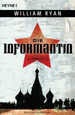 Die Informantin von Mader,  Friedrich, Ryan,  William