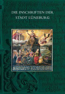 Die Inschriften der Stadt Lüneburg von Wehking,  Sabine