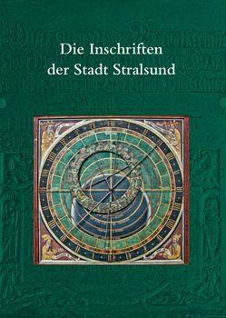 Die Inschriften der Stadt Stralsund von Magin,  Christine