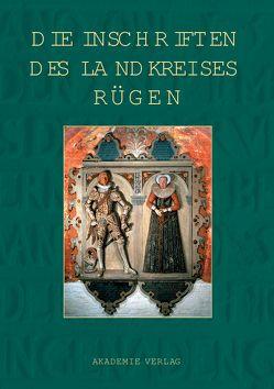 Die Inschriften des Landkreises Rügen von Zdrenka,  Joachim