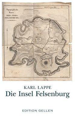 Die Insel Felsenburg von Krell,  Detlef, Lappe,  Karl
