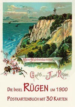 Die Insel Rügen und Stralsund um 1900 von Imhof,  Michael