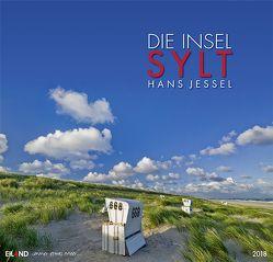 Die Insel Sylt 2018 – GF von Jessel,  Hans