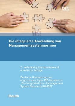 Die integrierte Anwendung von Managementsystemstandards