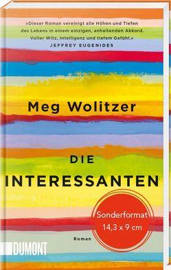 Die Interessanten von Löcher-Lawrence,  Werner, Wolitzer,  Meg
