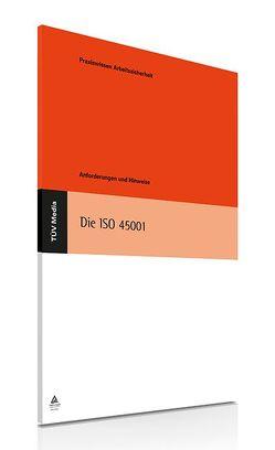 Die ISO 45001 von Ecker,  Frieder, Köchling,  Stephan